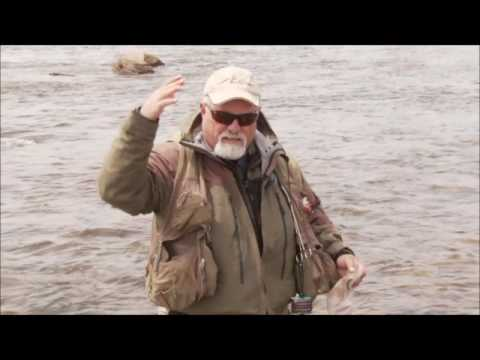 Fly Fishing In Sault Ste. Marie Ontario, Pt. 1