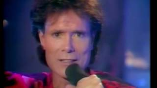 Cliff Richards Live On Top Of The Pops Mistletoe And Wine TOTP (VHS Capture)
