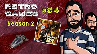 RETRO GAMES #54 - Tunnel B1 (PS1)