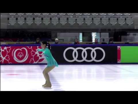 SOWWG Level 2 Women Figure SkatingJing-Feng Wu