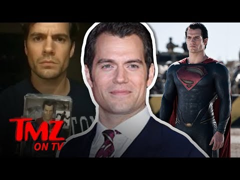 Henry Cavill Still Might Be Superman After All  TMZ TV