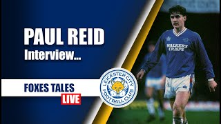 The Foxes Tales Show - With Paul Reid