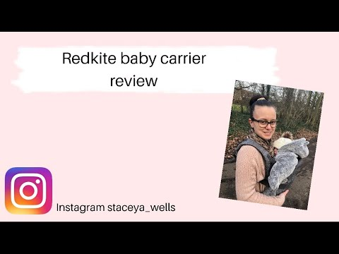 Redkite Embrace Baby Carrier