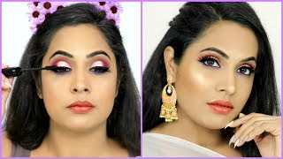 Indian Wedding Makeup Tutorial - Step By Step for Beginners In Hindi | Shruti Arjun Anand