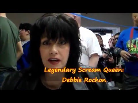 Interview with Horror Vixen Debbie Rochon
