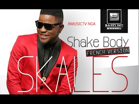 Download Skales - Shake Body (French Version) (OFFICIAL AUDIO 2014)