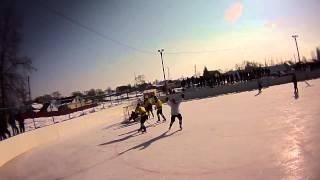 Хоккей. Хвастовичи - Спас-Деменск 2:2