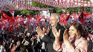 Тайип Эрдоган уйду в отставку, если в президентском дворце найдут золотые унитазы