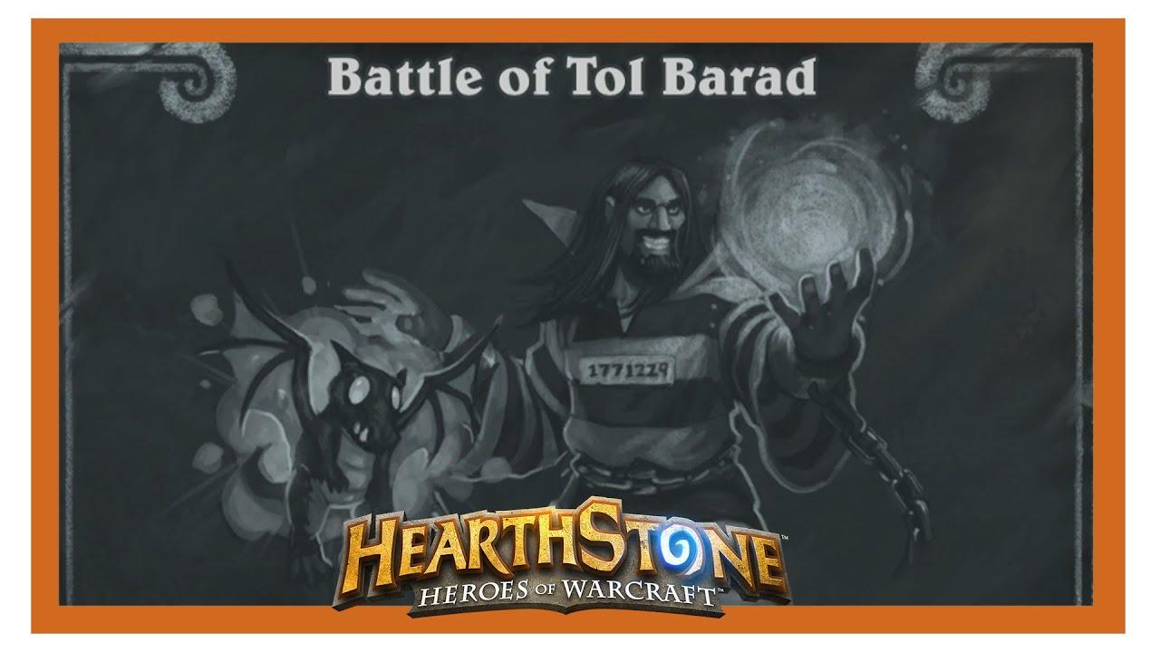 Battle of tol barad