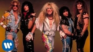 Twisted Sister - We're Not Gonna Take It (Official Music Video)