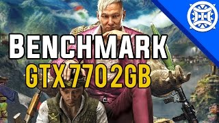 Far Cry 4 Benchmark | GTX 770 2GB | Medium Preset [60fps]