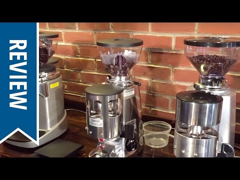 Review of Prosumer Level Coffee Grinders for Espresso