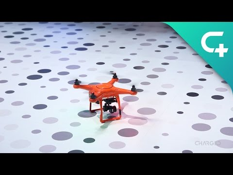The best drones from CES 2017