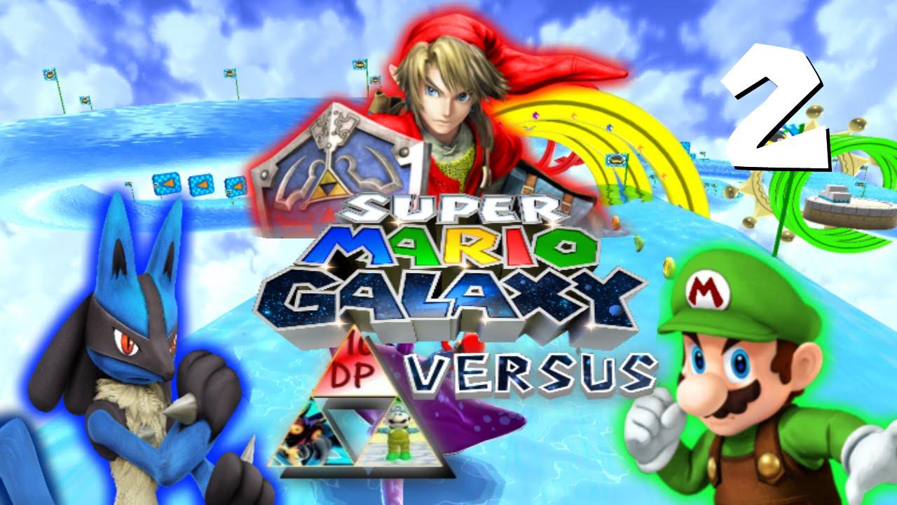 Super Mario Galaxy [TriforceVS] - Part 2 - Copycat Versus ...