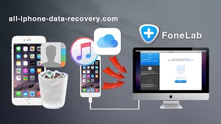 Three Way to Recover Contacts from iPhone 6 Plus - Contacts Recovery for iPhone