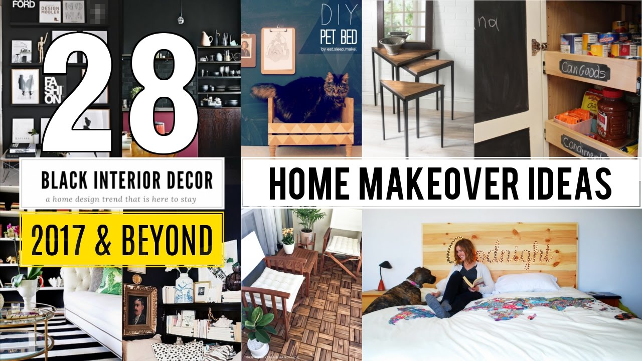 Home Makeover Ideas 28 home makeover ideas 2017 - youtube