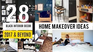 28 Home Makeover Ideas 2017