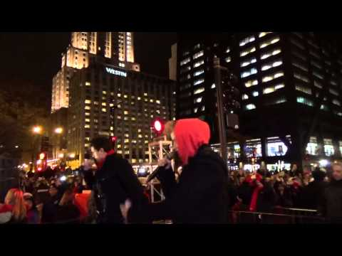 Jack & Jack - Flights on Michigan Ave. November 15, 2014