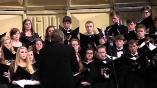 Harding University Chorus - Carmina Burana (part 2 of 2)