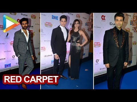 RED CARPET NIGHT OF HELLO HALL OF FAME 2018 | Part 2