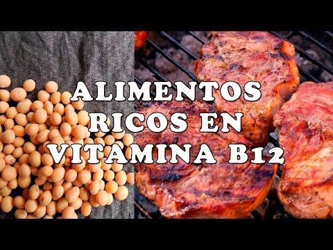 Alimentos Ricos en Vitamina B12 - Alimentos que Contienen Vitamina B12