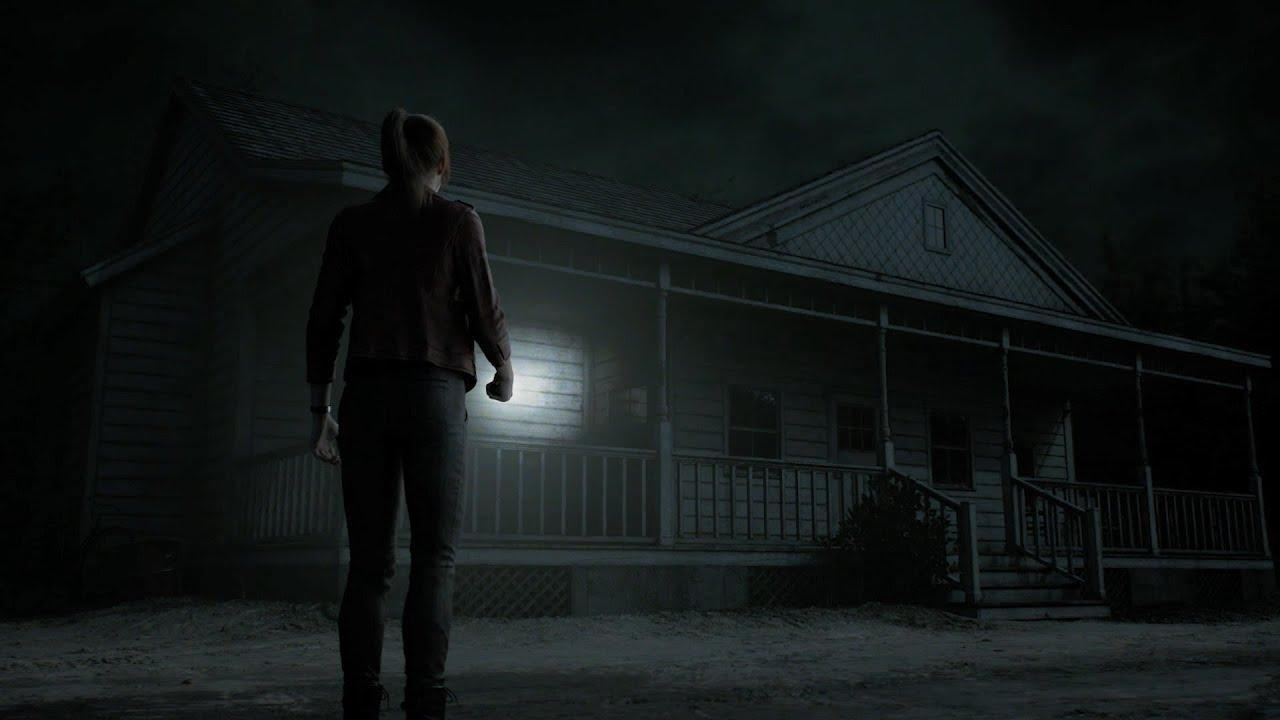 RESIDENT EVIL: Infinite Darkness - Teaser Trailer