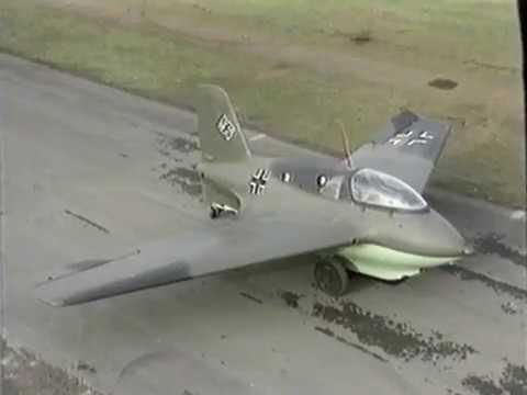 Flugzeuge der Deutschen Luftwaffe - Me163