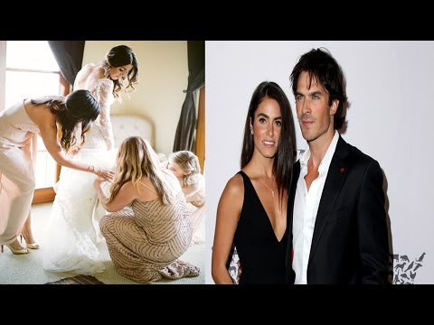 Ian Somerhalder and Nikki Reed Expecting First Child Together