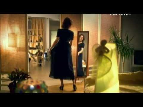 Клип Ксения Ларина - Дотронься теплыми ладонями