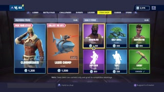 Fortnite Item Shop Merry Marauder Back! Codename ELF!