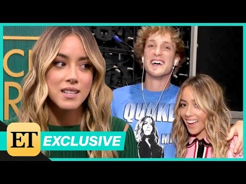 Why Chloe Bennet Is Standing By Boyfriend Logan Paul After Controversies Exclusive