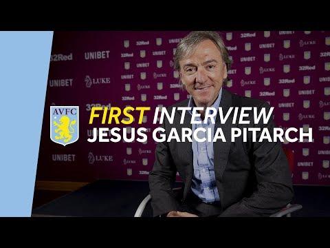 First interview | Jesus Garcia Pitarch