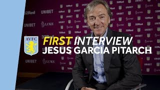 First interview | Jesus Garcia Pitarch