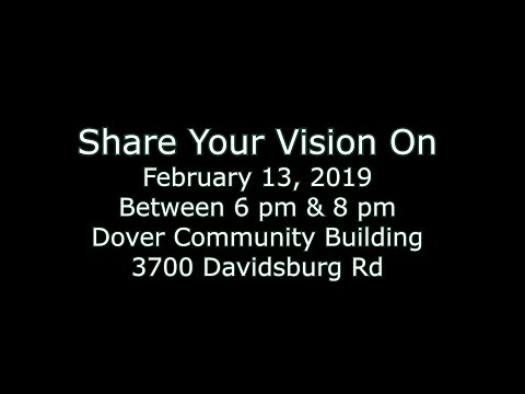 Joint Comp Plan - Share Your Vision For Dover
