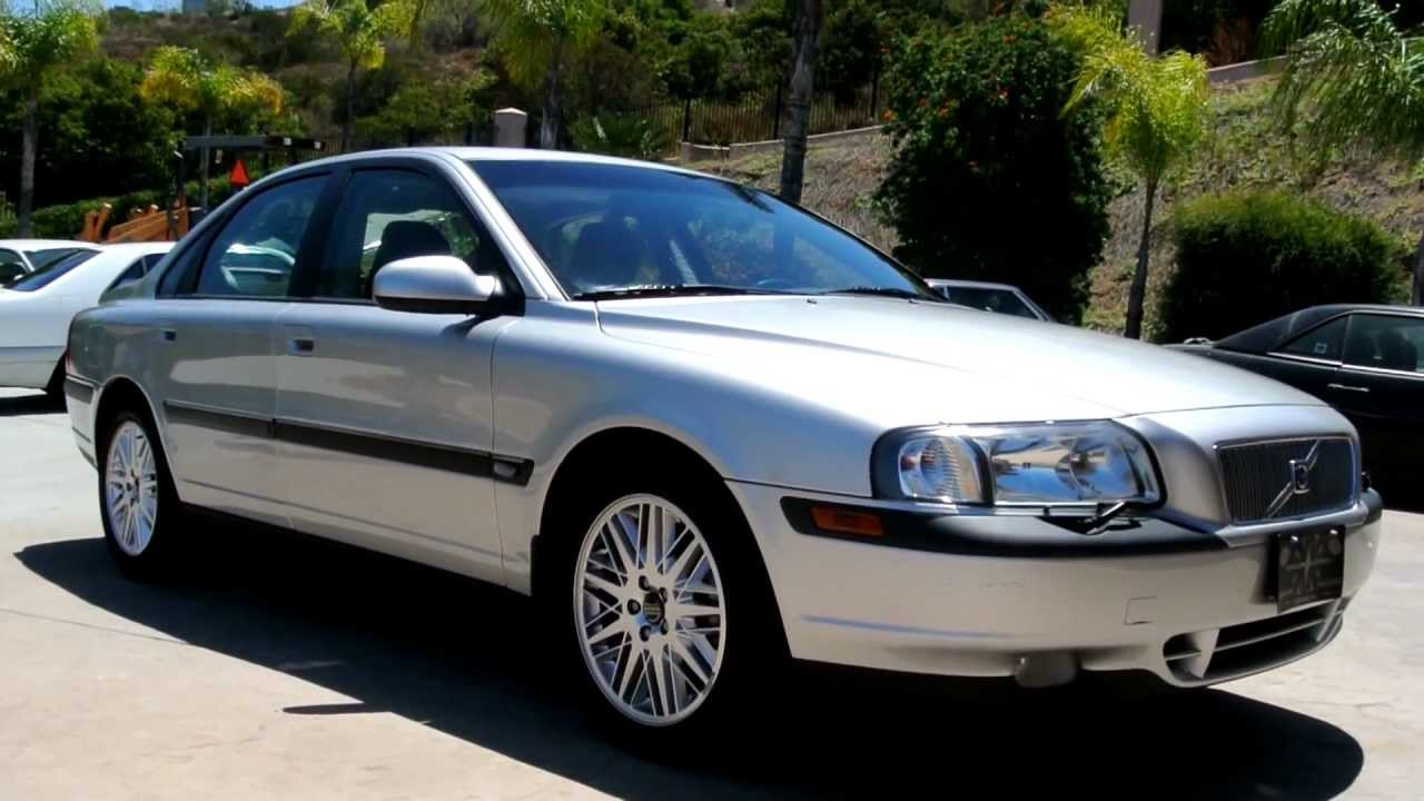 volvo s80 t6 executive 1 owner 16 000 original miles mint car guy rh youtube com