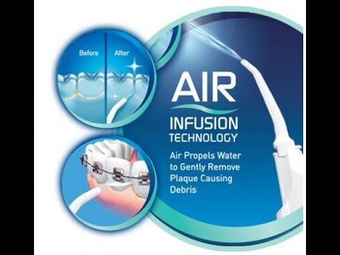 Portable 潔牙神器 水牙線機 非 Oralcare 國際牌 EW-DJ40  Waterpik WP-462 W