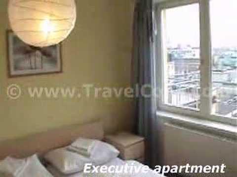 Wenceslas square apartments Prague by www.travelcook.com