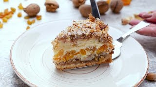 Пирог «Восточная сказка» - Рецепты от Со Вкусом
