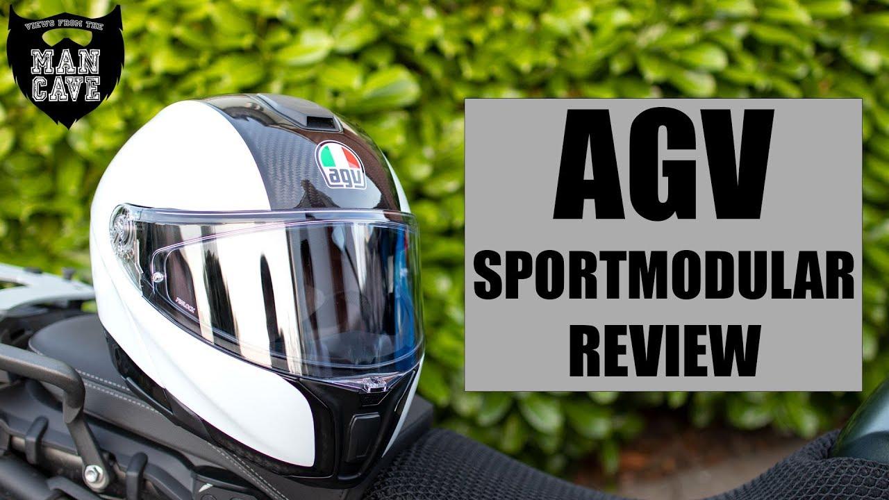 Agv Sportmodular Helmet Full Review Youtube