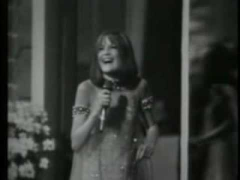 Eurovision Song Contest 1967 - Sandie Shaw - Puppet on a String (WINNER)