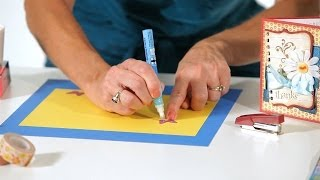 How to Pick Adhesives | Scrapbooking