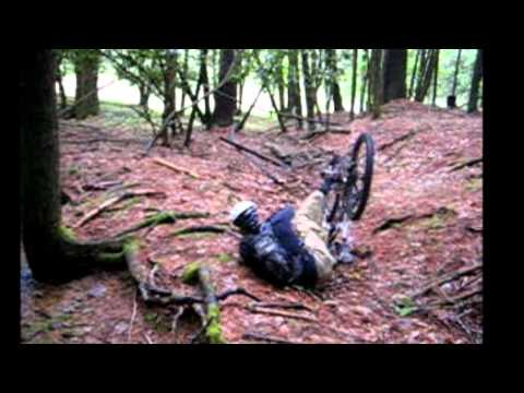 Everybody Gets Knocked Down (Ali in the Jungle).By the Hours= Mountain Bike Crashes
