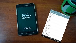 Samsung Galaxy J2 Prime APN Movil Exito