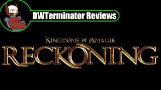Review - Kingdoms of Amalur: Reckoning