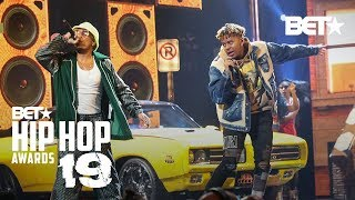"""Download YBN Cordae & Anderson .PAAK Bring The Funk In """"RNP"""" Performance! 
