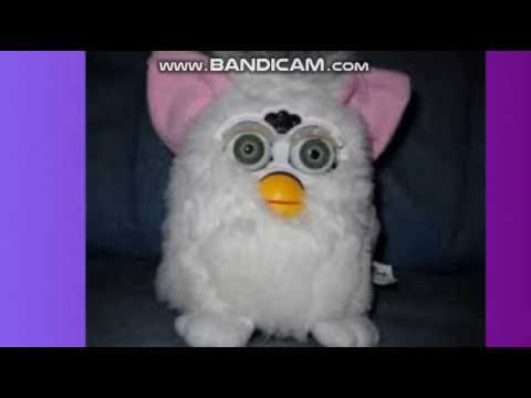 """Furby says """"Toodle-Loo #2 (For Cole Hayes)"""
