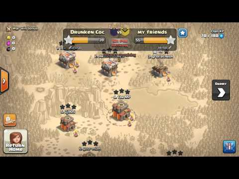 The most BLATANT hacking ever??? Clash of Clans XMod? Cheaters or not?