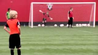 soccer coaching attacking drill attacking 2v2 3v2