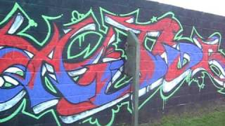 Graffiti Project Llantwit Major Park