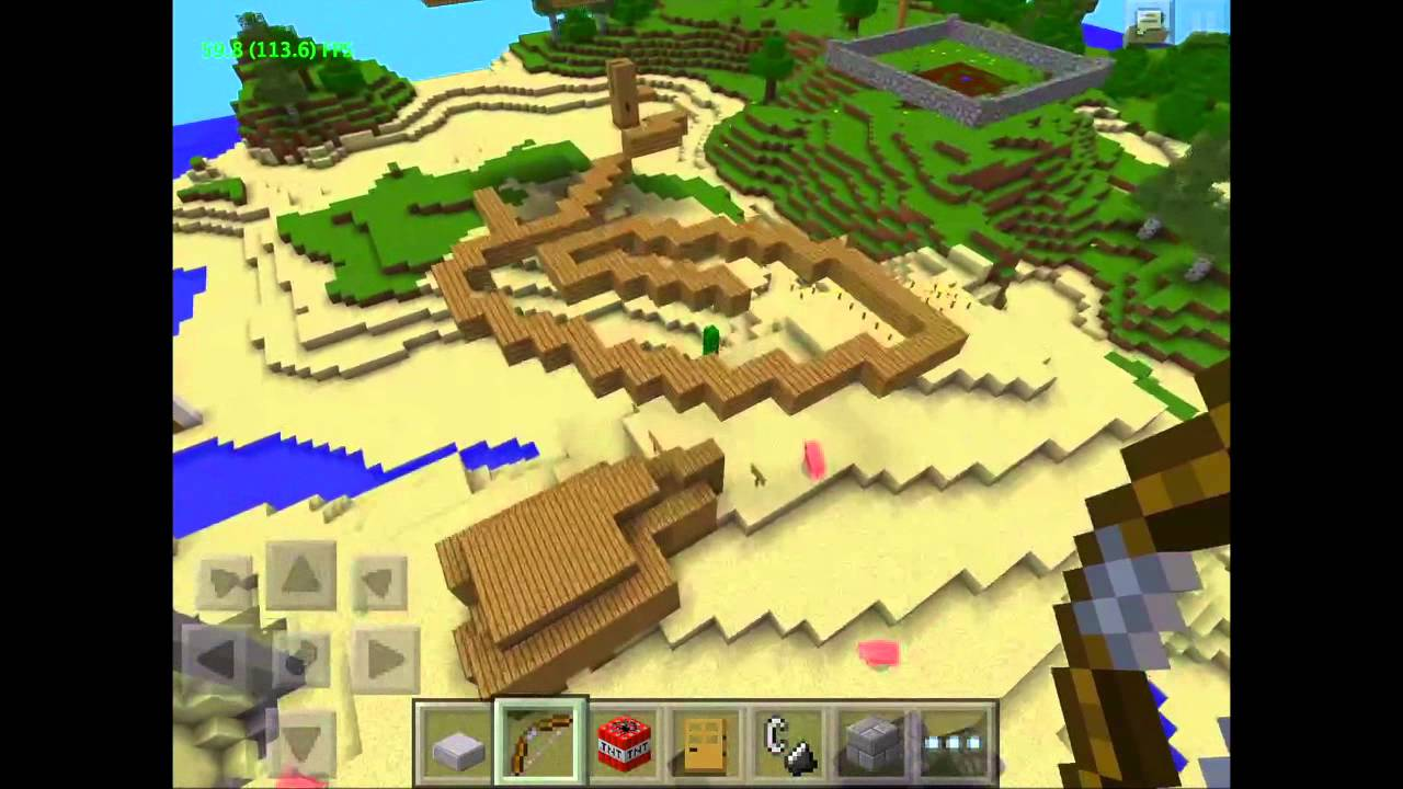 101 things to do in minecraft!!!!!(single-player ...
